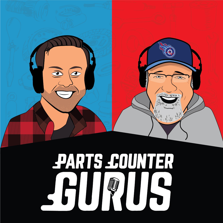 Parts Counter Gurus Podcast