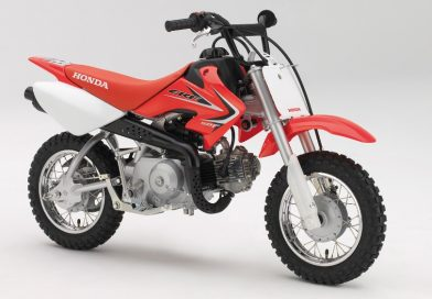 How to replace the kill switch in a Honda CRF 50 Dirt Bike