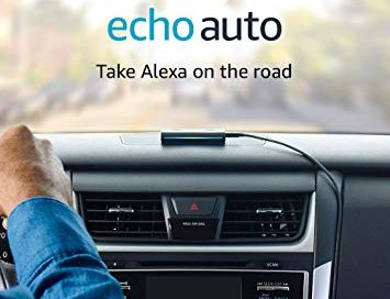 The Amazon Echo Auto