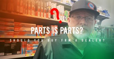 Auto Parts From the Dealer – are they worth it?