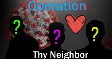 Operation Love Thy Neighbor